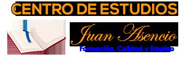 Logo oficial centro de estudios Juan Asencio